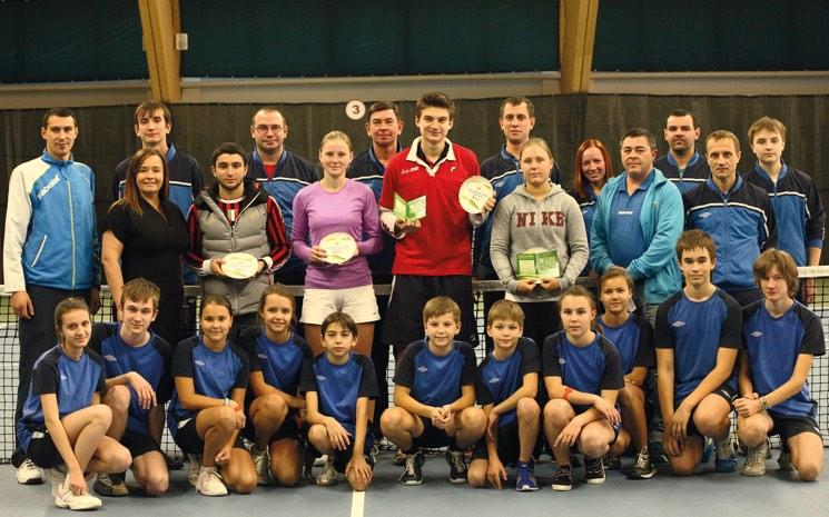 Первый Международный турнир ITF 2013г.
