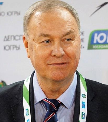Приезд вице-президента Федерации тенниса России Лазарева Владимира Александровича